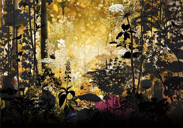Ruud Van Empel, 'Floresta #4', 2018, Huxley-Parlour