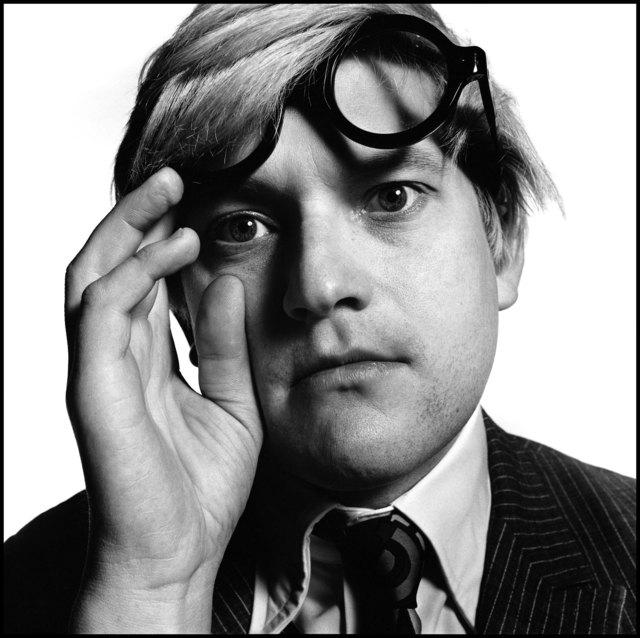 David Bailey, 'David Hockney', 1969, Gagosian