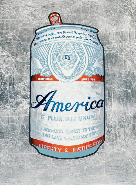 , 'American Beer,' 2016, Gallery Poulsen