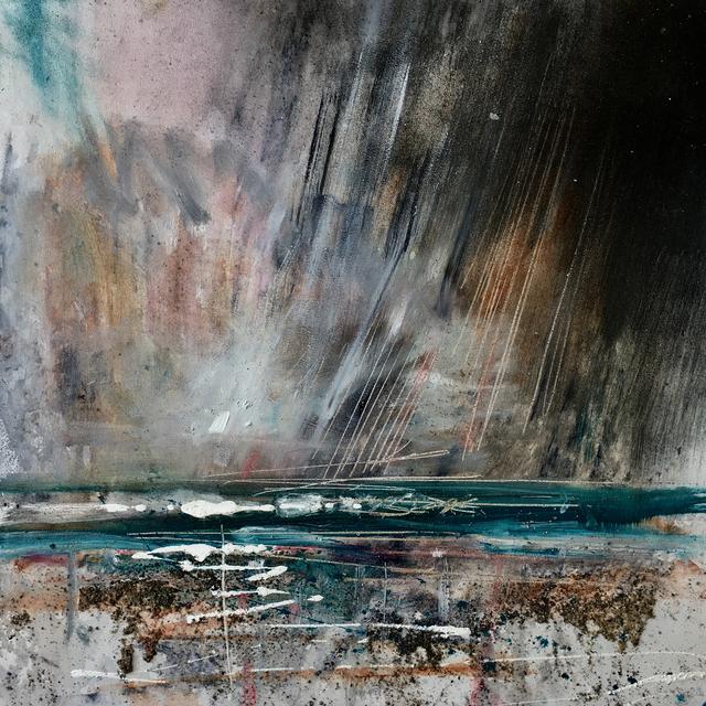 , 'Sennen Beach,' 2017, Thackeray Gallery