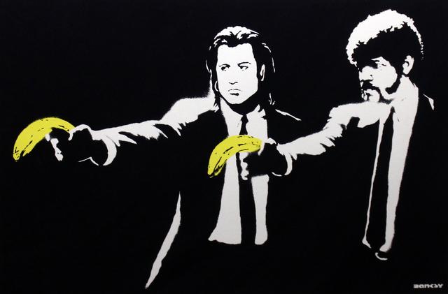 Banksy, 'Pulp Fiction', 2004, Gormleys Fine Art