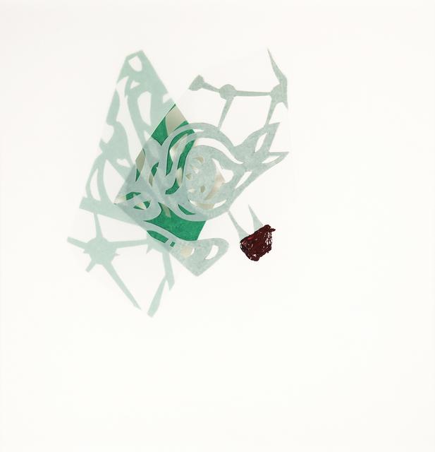 , 'Splicesidle 18,' 2016, Muriel Guépin Gallery