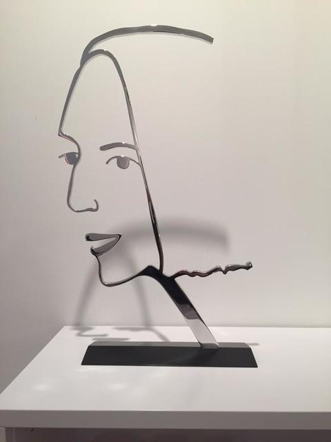 Alex Katz, 'Ada 2 (Outline)', 2019, Galerie Schimming