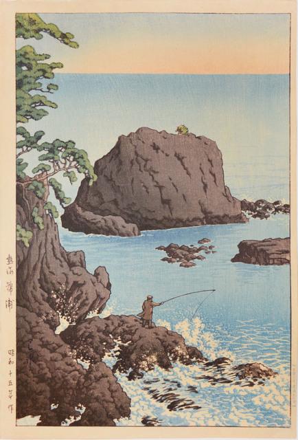 , 'Nishikiura in Atami,' 1940, Ronin Gallery