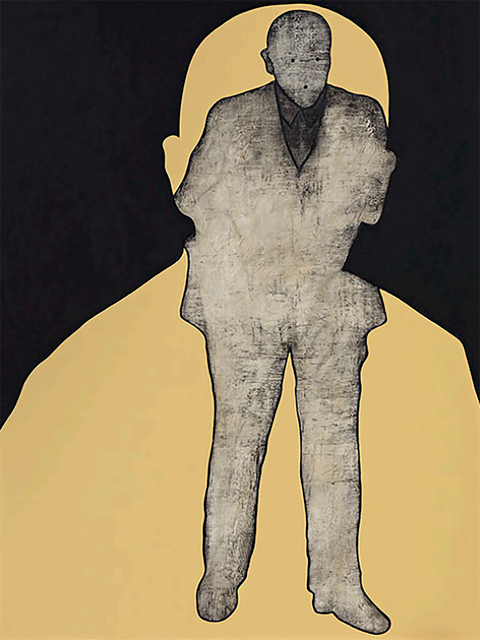 , 'Untitled, January, 2016,' 2016, Bruce Silverstein Gallery