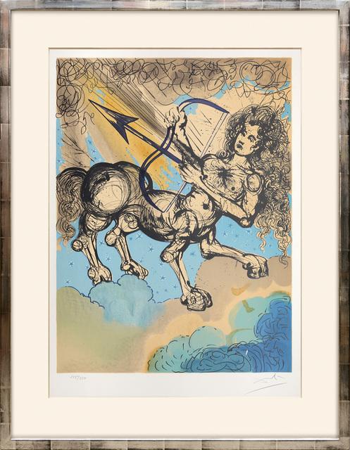 Salvador Dalí, 'Sagittarius', 1967, Peter Harrington Gallery