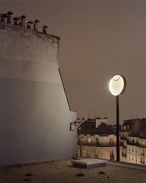 """, '""""Sur Paris"""" #216,' 2015, Galerie Thierry Bigaignon"""