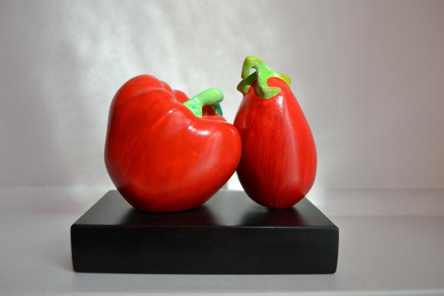 , 'Tender Twosome,' , Imlay Gallery
