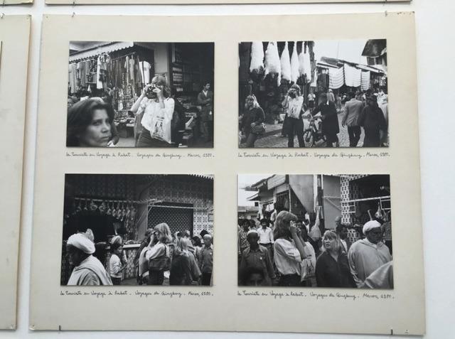 , 'Le Touriste en voyage à Rabat,' 1980, Henrique Faria Fine Art