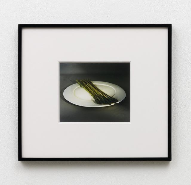 Calvin Marcus, 'Asparagus 7 a.m.', 2019, David Kordansky Gallery