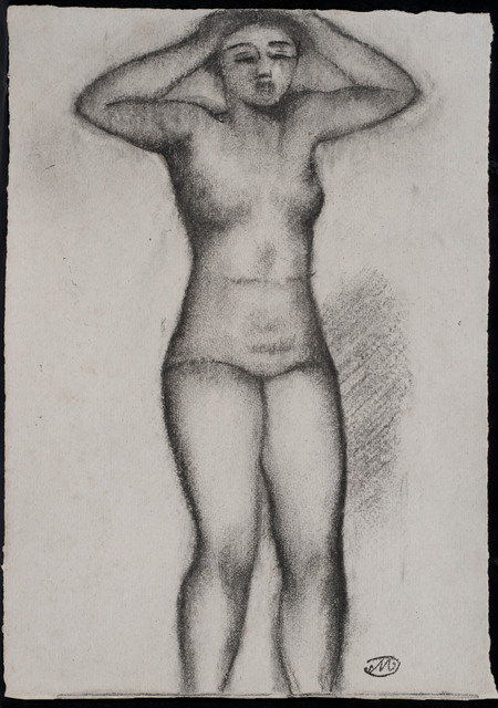 , 'Femme debout,' , Connaught Brown