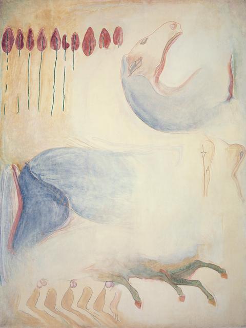 , 'Renvers,' 1980, Gagosian