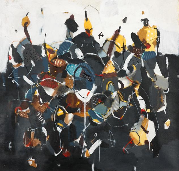 , 'pueblo,' 2016, Scenario Art Gallery