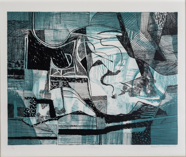 Roberto Burle Marx, 'Patricia', 1991, Ligia Testa Espaço de Arte