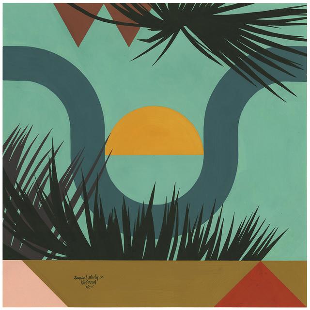 , 'Tropical Study 02, Nosara,' 2016, Joshua Liner Gallery