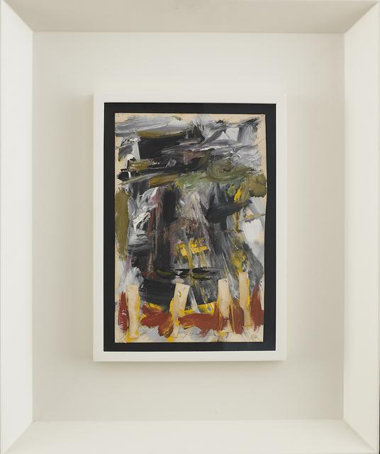 , 'Abstract Composition,' 1958-1959, Vallarino Fine Art