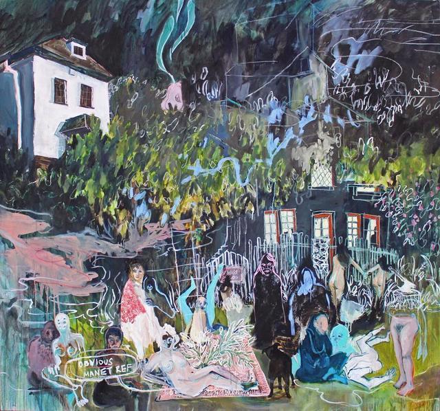 , 'Allegory,' 2017, Bau-Xi Gallery