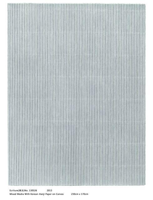 , 'Ecriture No.130425,' 2013, Johyun Gallery