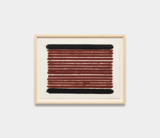 , 'desenho #003,' 2017, Galeria Raquel Arnaud