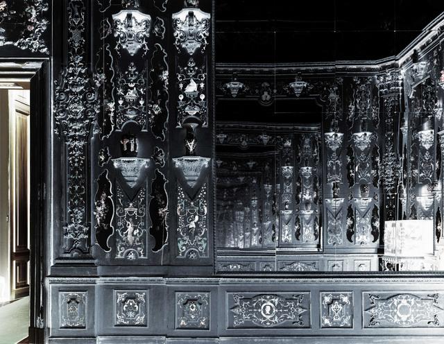 Axel Hütte, 'Wien, Winterpalais-2', 2019, Galerie Nikolaus Ruzicska