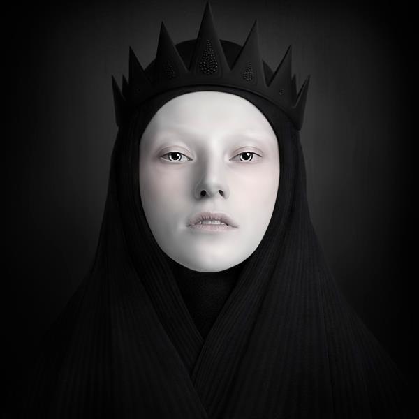 Oleg Dou, 'Maria from Nuns serie', 2007, Kunzt Gallery