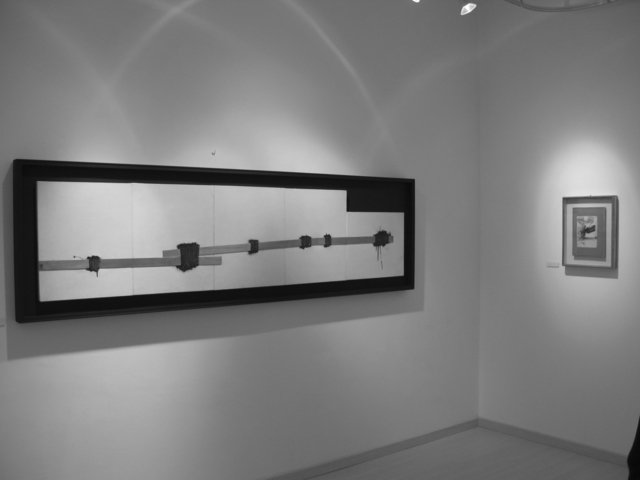 , 'Scanavino. Works 1954 - 1983 exhibition,' 2008, Dep Art Gallery