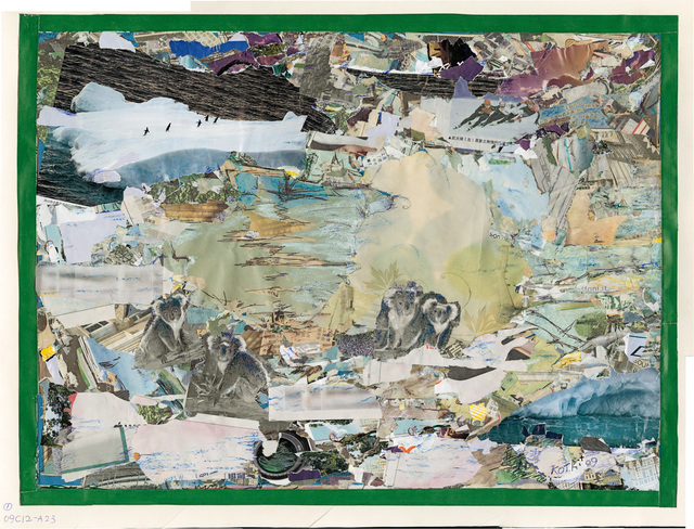 , 'Owl  貓頭鷹,' 2016, Voxfire Gallery