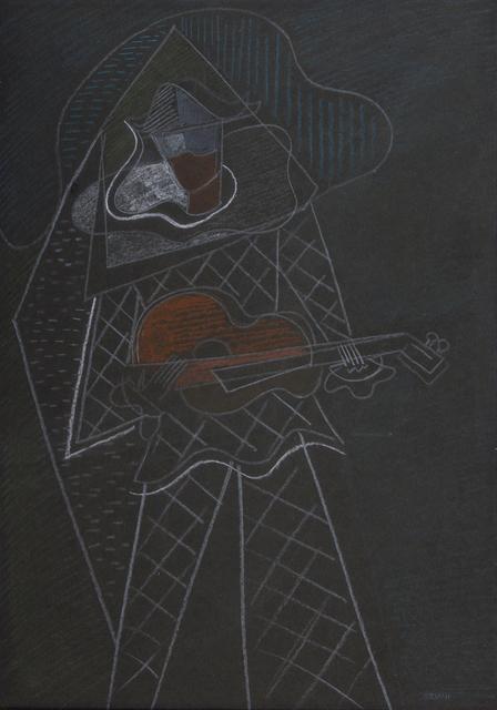 Pippo Oriani, 'The musicist', Bertolami Fine Arts