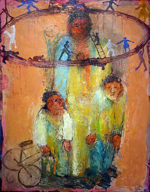 , 'Döngü,' 2015, Anna Laudel