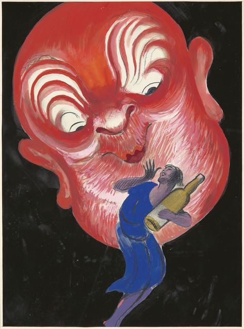 , 'Cidre : Maquette,' 1926, Rennert's Gallery