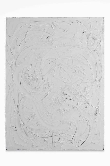 , 'Cuts (grey),' 2017, Anita Beckers