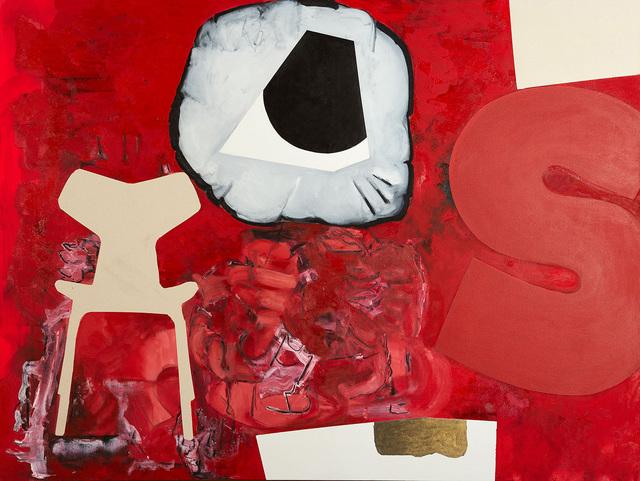 , 'Chair 9,' 2014, David Richard Gallery