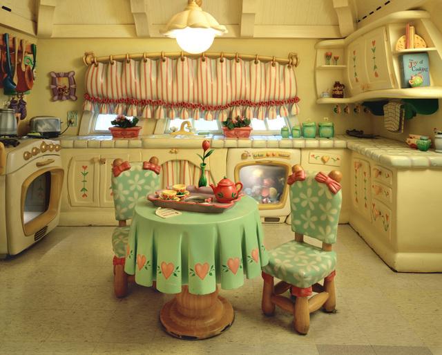 , 'Minnie's Kitchen; Mickey's Toontown, Disneyland, Anaheim, CA,' 1995, Anglim Gilbert Gallery