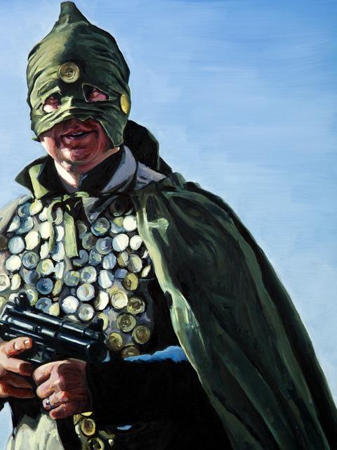 , 'James Edgar Kurtz,' 2012, Childs Gallery