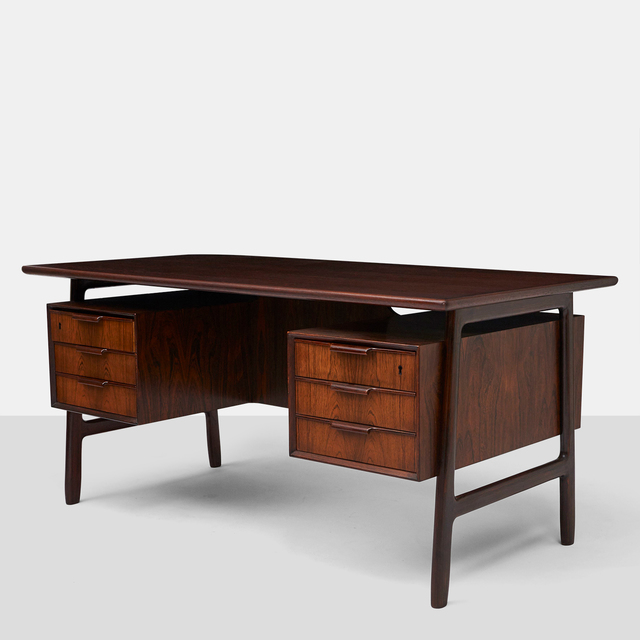 Omann Jun, 'Executive Desk by Omann Jun', ca. 1950, Almond & Co.