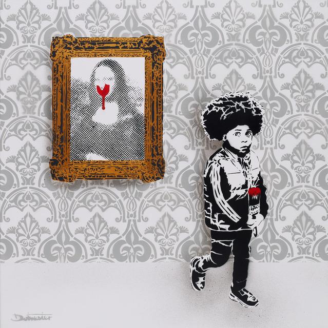 , 'Junior - Mona gets it,' 2019, GCA Gallery
