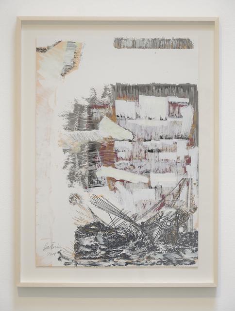 , 'paysages m. U,' 2014, Christopher Grimes Gallery