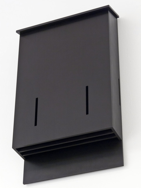 , 'Bat House Prototype No. 1,' 2012, Christopher Grimes Gallery