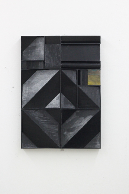 , 'Untitled (fault line) 06,' 2015, Galerie Andreas Huber