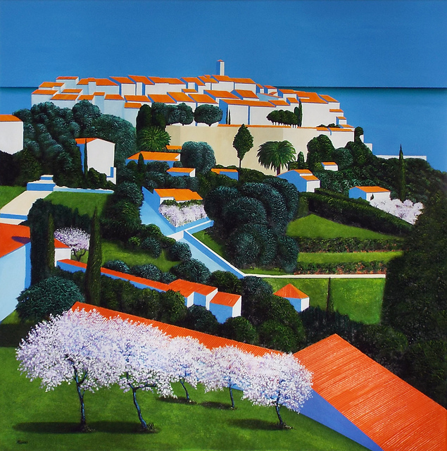 , 'Printemps Saint Paul de Vence  ,' 2016, Ode to Art