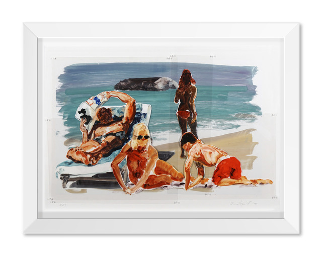 Eric Fischl, 'Untitled (Family)', 2017, Aspen Art Museum Benefit Auction