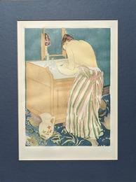 Woman Bathing (La Toilette) [Posthumous Commemorative Edition]
