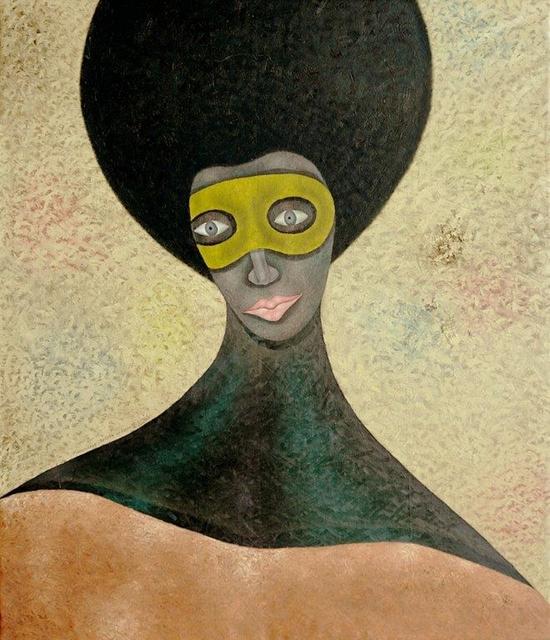 , 'Masquerade-Burden of Proof III,' 2018, One Off Contemporary Art Gallery