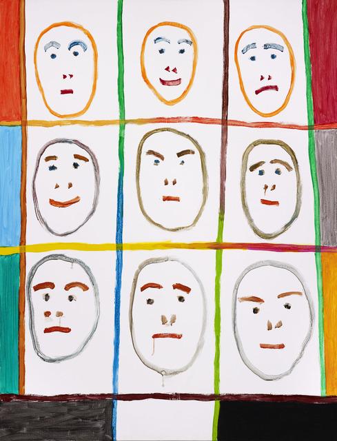 Ângelo Sousa, 'Untitled', 2009, Quadrado Azul