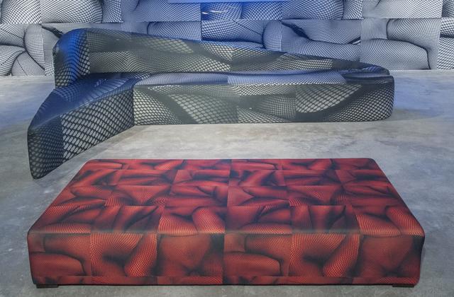 Daido Moriyama, 'Daido Moriyama Furniture', 2015, Design/Decorative Art, Fabric sofa, Three Shadows +3 Gallery