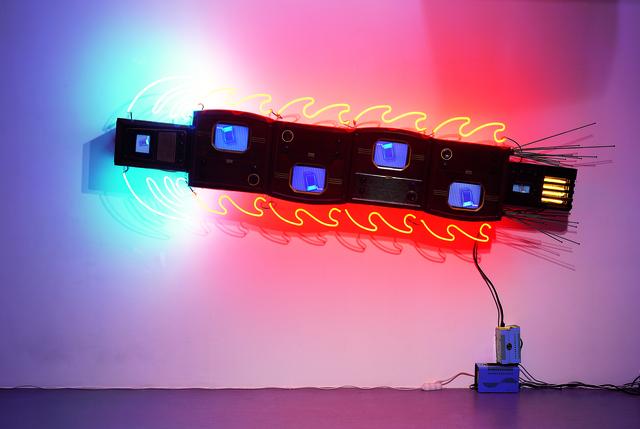, 'Quetzacoatl,' 1996, Leeahn Gallery