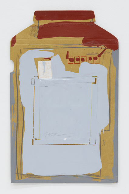 , 'envelope's structure -3,' 1990, Tomio Koyama Gallery