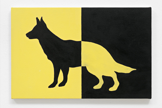 , 'MPDH: Dog (Black/Yellow),' 2014, Frankfurt Am Main