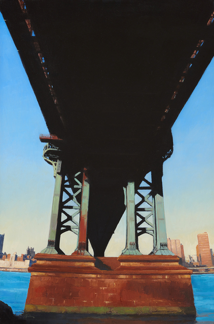 , 'To the City,' 2015, Paul Thiebaud Gallery
