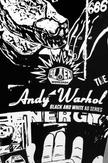 Andy Warhol, 'Andy Warhol Skateboard Deck (Warhol ad series)', ca. 2010, Lot 180
